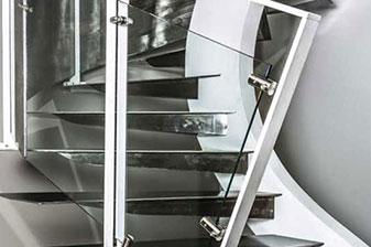 Escalier tournanr
